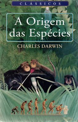 A origem das espécies de Charles Darwin - Filme e Livro
