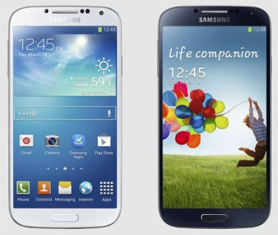 Samsung Galaxy S IV é lançado.