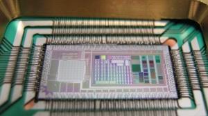 Chip D-Wave 2