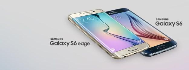 Galaxy S6 e S6 Edge