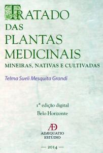 Capa - Tratado das plantas medicinais