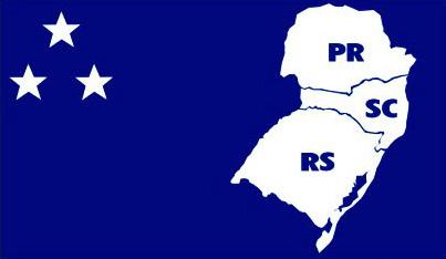 Estados do sul