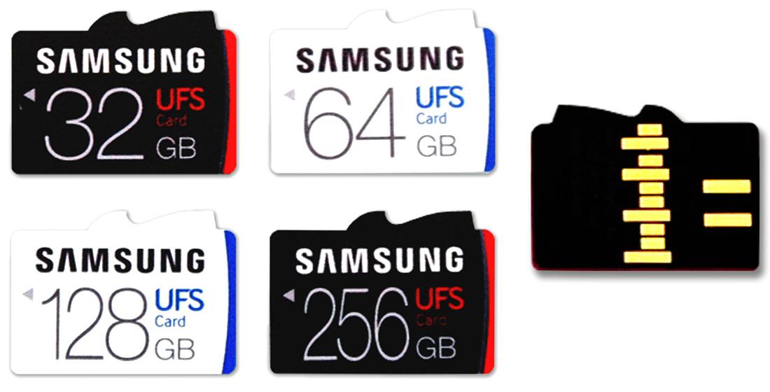 Samsung UFS 256GB